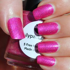 Lilypad Lacquer Fashion Whore (What's Indie Box - May 2015 - Diva & Drag Queens)