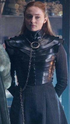 game of thrones Sansa Stark Game Of Thrones Sansa, Game Of Thrones Art, Game Of Thrones Cosplay, Game Of Thrones Clothing, Game Of Thrones Outfits, Sansa Stark Costume, Casa Stark, House Stark, Got Merchandise