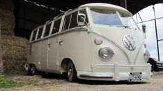 1959 VW 21 window Bus