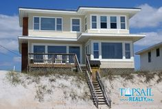 Vacation Rental Topsail Beach-N. Anderson Area Oceanfront | VELVETEEN RABBIT