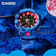 Zegarek Casio G-Shock Limitowany G Shock Watches Mens, Sport Watches, Watches For Men, Men's Watches, Clock, Digger, Accessories, Plastic, Pictures