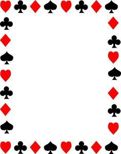 british vogue s april issue is card crazy pinterest british and rh pinterest co uk playing card clipart images playing card clip art free
