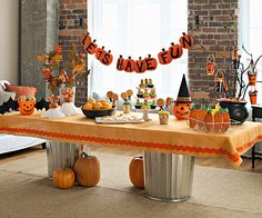 DIY::Party Like a Pumpkin