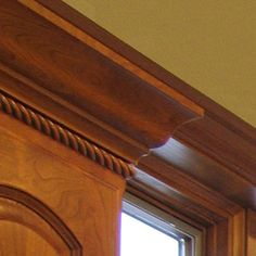 Rockler Woodworking 4 14 Traditional Crown Molding Rockler Woodworking And Hardware Baseboard Molding, Wood Molding, Diy Molding, Woodworking Furniture Plans, Rockler Woodworking, Cove Crown Molding, Crown Moldings, Crown Moulding Kitchen Cabinets, Craftsman Trim