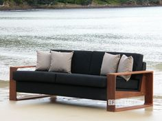 COASTAL Corner Sofa *NZ Made, Marine Grade Outdoor , Outdoor, NZ's