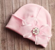 Cotton Stretch Baby Hat Guaranteed fit Designed to by UniqueKidz