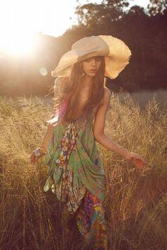Hippy chique