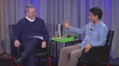 Fireside Chat with Eric Schmidt and Sal Khan of Khan Academy