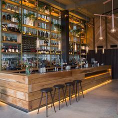2016 Restaurant & Bar Design Awards Announced,The Refinery (Regent Place, London, UK) / Fusion DNA . Image Courtesy of The Restaurant & Bar Design Awards