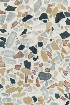 TERRAZZCO Terrazzo Sample S_2014  www.terrazzco.com  #terrazzo #terrazzodesign #design #interiors #whiteterrazzo #flooring