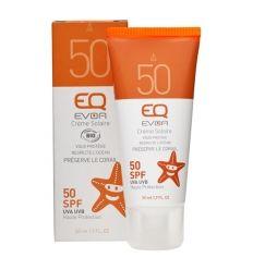 EQ EVOA - Crème solaire bio | PURNATURAL | La gamme de crèmes solaires EQ EVOA est la seule gamme au monde dont la neutralité sur le corail et sur le milieu marin a été prouvée scientifiquement. Le bien-être pour le corps avec une gamme de solaires certifiés BIO.