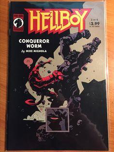Hellboy Conqueror Worm #2 - June 2001 - Dark Horse
