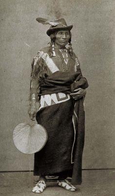 Red Leaf. Wajaje Lakota 1872