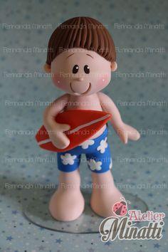 Surf Boy  ferminatti@gmail.com www.atelierminatti.com.br