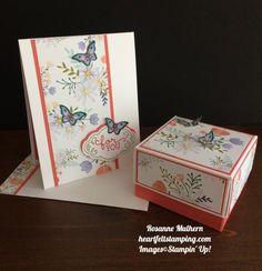 Daisies & Butterflies Gift Set