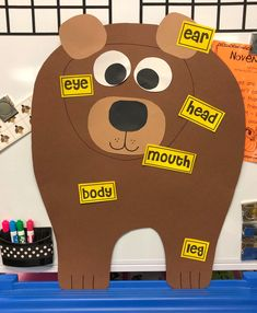 bears Bear Snores On lends itself perfectly to themes about hibernation, bears, and seasons. Continue reading to discover learning activities and crafts your students will love Bear Activities Preschool, Bear Crafts Preschool, Preschool Themes, Toddler Crafts, Preschool Activities, Brown Bear Activities, Teddy Bear Crafts, Toddler Teacher, Tiger Cubs