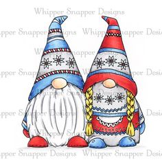 Pin by Bethany R on Fantasy Rocks Christmas Drawing, Christmas Paintings, Watercolor Christmas, Christmas Rock, Christmas Crafts, Ostergeschenk Diy, Christmas Knomes, Gnome Paint, Coloring Books