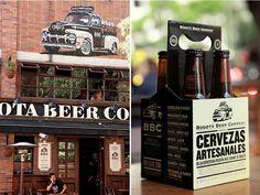 La cervecería pequeña más grande de Bogotá.Ese es el copy de esta empresa que desde hace unos años, se ha posicionado en la capital Colombiana, como uno de los sitios de mas estilo, gracias a su aire de pub europeo, ha logrado llevarse por delante a algunos de los mejores y mas antiguos bares de …