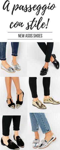"""[show_lookbook_widget id=""""304603""""] L'autunno sta arrivando e io avevo proprio voglia di inserire qualche pezzo nuovo nella mia scarpiera! La moda detterà colori brillanti ed eleganti anche per la stagione più fredda: argento, oro e nero la faranno da padroni! Il"""
