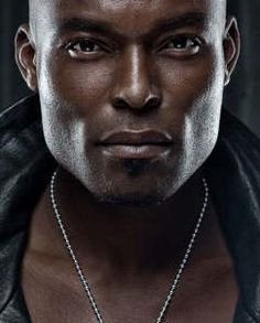 Haitian actor Jimmy Jean-Louis. Rugged got to love it.