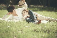 Korea Pre-Wedding Photoshoot - WeddingRitz.com » Jeju Isalnd concept 4 - pre-wedding photoshoots in korea