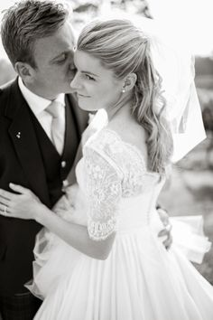 Mira Mandic Couture Wedding Dress