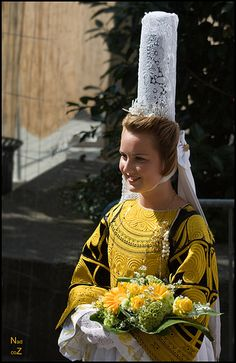 Traditional Breton Costume