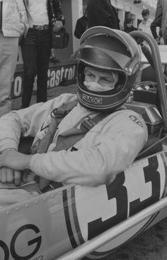 Ronnie Peterson - March 712M Cosworth FVA - Smog March Engineering - XXXIV ADAC-Eifelrennen 1971