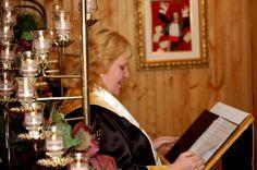 Reverend Brenda at Sorrenti's Cherry Valley Vineyards in Stroudsburg, PA