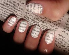 Endless Madhouse!: Read My Nails!!!