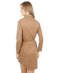 Vestido-em-Camurca-Marrom-8100265-Marrom_2