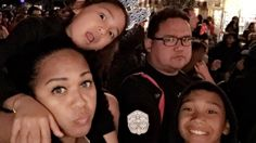 Post parade and before the fireworks! Check out my snapchat! It's a lot to watch lol but it's like you are there with us! #diamondanniversary #disneyland60th #snapchat #disneylife #disneyland #familyislife #ohana #funtimes #siazons2016 #hawaiian #itsapolything #polynesian #californiaadventures #california #socal #shareyourears #happyplace #happiestplaceonearth #startedwithadream by ha_y_nmami
