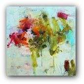 Abstract Artist, Conn Ryder, Abstract Paintings, Colorado, abstract expressionism