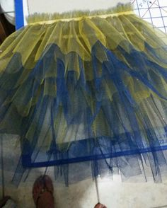 Funny tutu for our little ones!!