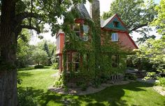 Minnesota Fairytale Victorian | CIRCA Old Houses | Old Houses For Sale and Historic Real Estate Listings