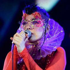 Meet Björk's Mask-Maker | Hint Fashion Magazine