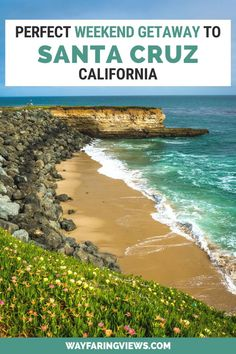 Plan your perfect vacation getaway to Santa Cruz, California. This travel guide includes things to do in Santa Cruz that will help you find the best beaches, hikes, playing on the boardwalk, shopping along with where to eat and stay. San Francisco Bay Area weekend getaways. Usa Travel Guide, Asia Travel, Travel Usa, Travel Tips, Travel Articles, Travel Guides, Travel Destinations, Places In Usa, Best Places To Travel