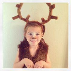 diy kids kids deer costume - Google Search