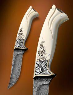 ...:::Curt Erickson Knives:::...
