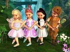 Gifs, imagens e efeitos: Barbie - pagina 2
