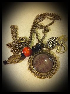 Handcrafted necklace by MAYOULEE   Accessories    $13.00 usd