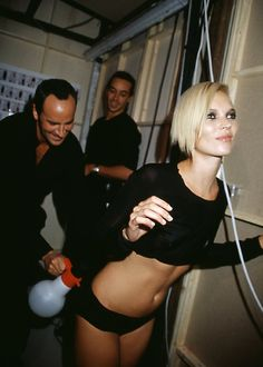 Tom Ford & Kate Moss
