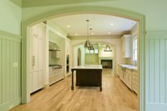 James McDonald Architects, From 5,000 Sq Ft to 7,500, Beall, Kitchen View