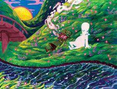 Moomin Valley, Whole Earth, Tumblr, Cartoon Movies, Cute Art, Art Inspo, Crime, Nerd, Character Design