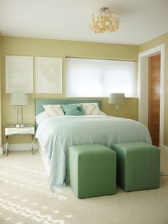 bed in front of off center window - Google Search