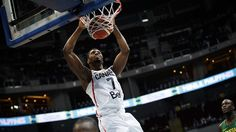 Melvin Ejim completes a dunk against Senegal at the Olympic qualification tournament in Manila on July (1340×754)