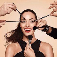 Новый год все ближе! Успей записаться к своему консультанту на праздничный макияж! #mkua #makeup #newyear #cosmetics #marykay #girls