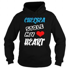 Awesome Tee Chelsea Stole My Heart  TeeForChelsea  Shirts & Tees