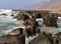 De pesca en Caleta Urco