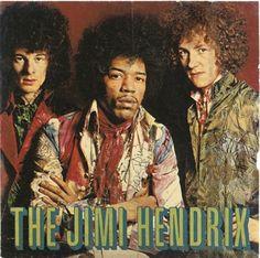 The Jimi Hendrix Experience Jimi Hendrix Experience, The Jacksons, Popular Culture, My Music, Jr, Campaign